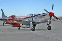 N151AF @ KLSV - North American/Aero Classic - Val Halla / Aviation Nation - 2006