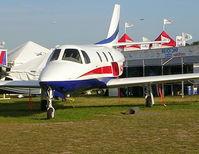 N41861 @ LAL - Comp Jet