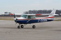 C-GGBN @ YXU - Parked at ESSO ramp. - by topgun3
