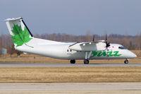 C-FJMG @ YXU - Landing on RWY15. - by topgun3