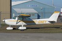 C-GNEY @ YXU - Parked by Aero Academy - by topgun3
