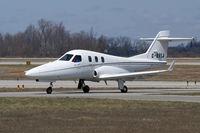 C-GVLJ @ YXU - Prototype of the D-Jet taxiing on Alpha. - by topgun3