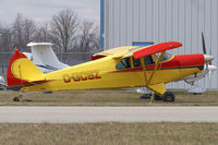 C-GCSZ @ YXU - Parked next to XU Aviation hangar. - by topgun3