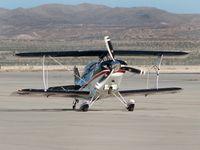 N312PS @ KLSV - Absolute Aerobatics LLC - Las Vegas, Nevada / 1998 Aviat S-2C - Aviation Nation 2006