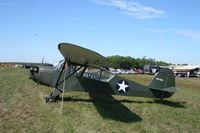 N1178K @ KLAL - Aeronca O-58 - by Mark Pasqualino