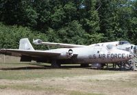 52-1488 @ BDL - RB-57A at the New England Air Museum - by Glenn E. Chatfield