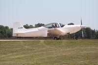 N944BW @ PTK - Falco