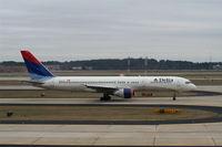 N601DL @ ATL - Delta