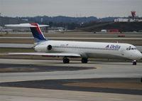 N903DE @ ATL - Delta