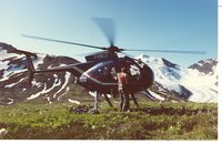 C-GRLC - Photograph taken summer, 1991, NW BC.  Database problem, C-GRLC is not a Piper - by Peter Daubeny