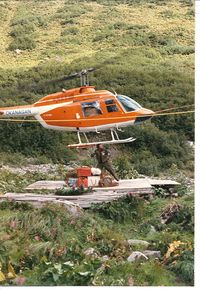 C-FPOD - Photographed near Galore Creek, NW BC, August, 1986 - by Peter Daubeny