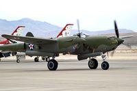 N17630 @ KLSV - Lewis Aeronautical - San Antonio, Texas / 1941 Lockheed P38-J Lightning 'Glacier Gal' - Aviation Nation 2006