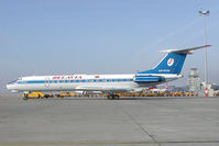EW-65754 @ VIE - Belavia Tupolev 134