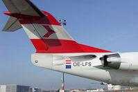 OE-LFS @ VIE - Austrian Airlines Fokker 70