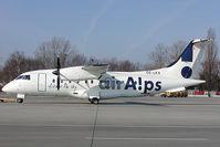 OE-LKA @ VIE - Air Alps Aviation Dornier 328