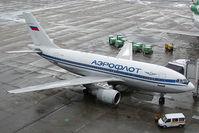 F-OGQT @ VIE - Aeroflot Airbus A310