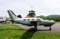 D-EUDR @ EDTF - Piper PA-46-310P Malibu - by J. Thoma