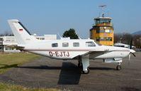 D-EJTJ @ EDTF - Piper PA-46-310P Malibu - by J. Thoma