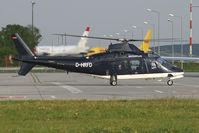 D-HRFD @ VIE - Rotorflug Agusta A109 - by Thomas Ramgraber-VAP