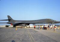 84-0054 @ DAY - B-1B at the Dayton International Air Show - by Glenn E. Chatfield