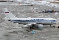 F-OGQT @ VIE - Aeroflot Airbus 310
