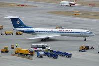 EW-65772 @ VIE - Belavia Tupolev 134