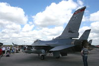 89-0007 @ LAL - F-16C - by Florida Metal