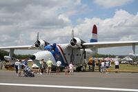 N16HU @ LAL - HU-16 Albatross