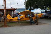 N50KB @ LAL - Piper PA-18