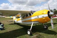 N195AP @ LAL - Cessna 195A