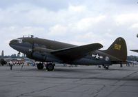 44-78018 @ FFO - C-46D at the National Museum of the U.S. Air Force - by Glenn E. Chatfield