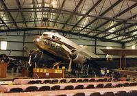 42-93800 - VC-47A at Bonanzaville, West Fargo, ND - by Glenn E. Chatfield