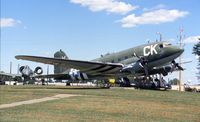 42-108798 - C-47B at the 101st Airborne Division Museum.  Was R4D-5 17096 - by Glenn E. Chatfield