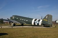 43-49270 @ GUS - C-47B at the Grissom AFB Museum - by Glenn E. Chatfield