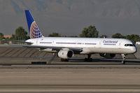 N57868 @ KLAS - Continental Airlines / 2002 Boeing 757-33N - by Brad Campbell