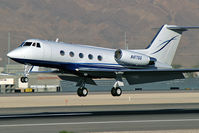 N477GG @ KLAS - 477 Aviation LLC - Dover, Delaware / 1974 Gulfstream Aerospace G1159B