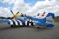 N651JM @ LAL - P-51D Obsession
