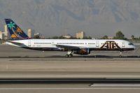 N514AT @ KLAS - American Trans Air - (ATA) / 1995 Boeing 757-23N