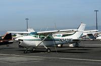 N3429F @ PAO - 1966 Cessna 182J @ Palo Alto, CA