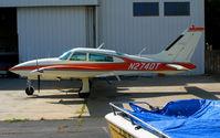 N2740T @ HWD - 1979 Cessna 310R @ Hayward Air Terminal, CA