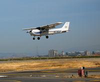 N236SP @ PAO - Bay Area Flyers 1999 Cessna 172S on final approach @ Palo Alto, CA