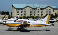 N6278J @ SQL - 1976 Piper PA-28-181@ San Carlos, CA