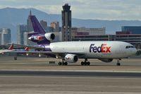 N383FE @ KLAS - Federal Express - 'FedEx' / 1973 Mcdonnell Douglas MD-10-10F
