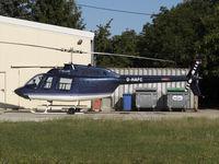 D-HAFC - Rotorflug Bell Jet Ranger - by viennaspotter