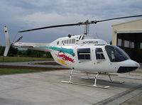 D-HHMP - Rotorflug Bell Jet Ranger - by viennaspotter