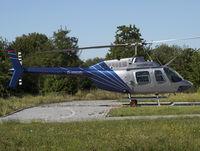 D-HHUD - Rotorflug Bell Jet Ranger - by viennaspotter