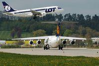 D-AVRN @ KRK - Lufthansa - by Artur Bado?