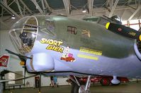 44-83663 @ HIF - Hill AFB Museum, B-17 44-83663, built by Douglas, served in Brazil in 1950's - by Timothy Aanerud