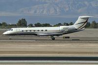 N109ST @ KLAS - ST Aviation - Naples, Florida / 2004 Gulfstream Aerospace GV-SP (G550) - by Brad Campbell