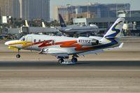 N777FZ @ KLAS - Individually Owned - Ashland, Oregon / 2000 Israel Aircraft Industries Astra SPX